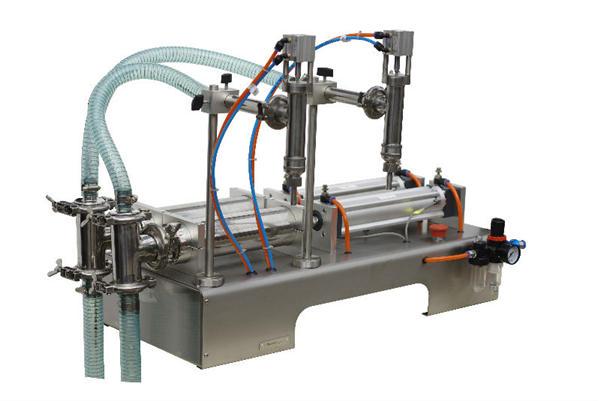Halvautomatisk honningfyllingsmaskin Høy påfyllingsnøyaktighet