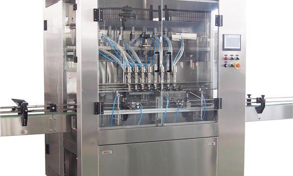 1L-5L automatiske stempelfyllingsmaskiner