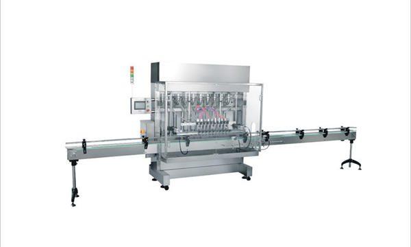 Automatisk 4-hodet vaskemiddelfyllingsmaskin