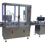 Automatisk flaskepåfylling og merking av maskiner