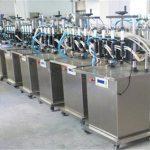 Automatisk flaskefyllingsmaskin for parfyme
