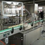 Automatisk glaskrukke honningfyllingsmaskin