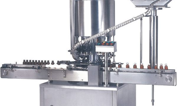 Automatisk multi-head ROPP Cap Capping Machine / Bottle Cap Tetting Machine