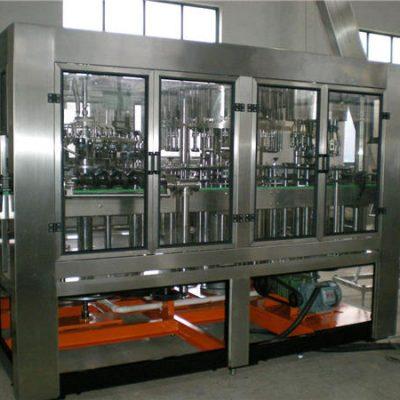 Automatisk glassflaske vannfyllingsmaskin