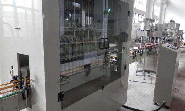 Rustfritt stål full automatisk blekefyllingsmaskin