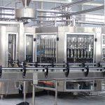 Automatisk 250 ml sjampo utstyr for glassflaskeutfyllingsmaskin