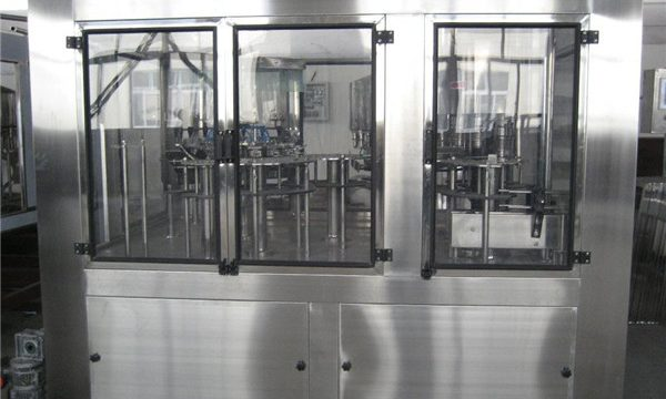 Pneumatisk påfyllingsmaskin Liten flytende påfyllingsmaskin, semi-automatisk påfyllingsmaskin pris