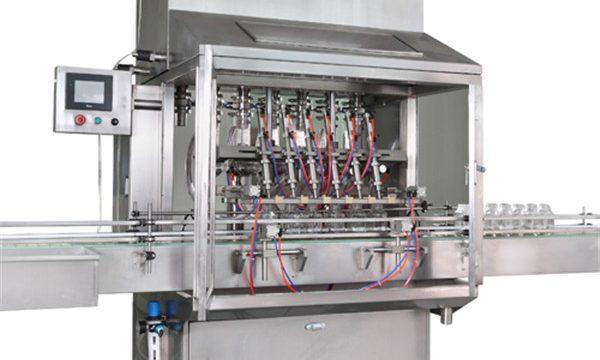 Sina Ekato egen komplette bilmotor Oljefyllingslinje, oljefyllingsmaskin
