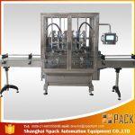 Flytende fyllingsmaskin for automatisk overløpsgravitetsflaske