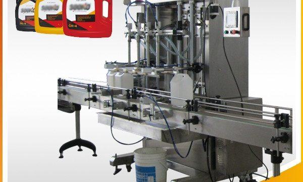500 ml-2L automatisk flytende vaskemiddelfyllingsmaskin / vaskemiddel for flytende væske