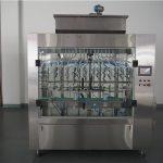 Automatisk 12-hodet væskefyllingsmaskin for lufttrykk