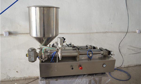 Semi-automatisk manuell oljefyllingsmaskin kosmetisk