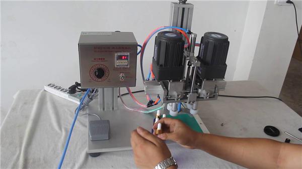 Full produsent av automatisk pneumatisk capping