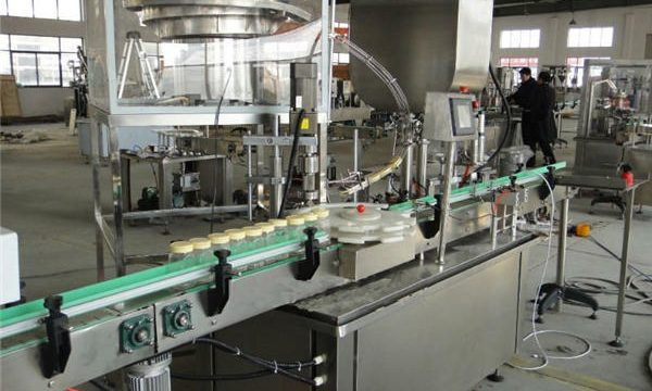 Lungan Flower Honey Filling Machine