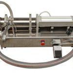 Halvautomatisk maskin med høy viskositet, jevn honning