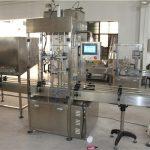 Høyt volum automatisk flaske sjampo fylling maskin