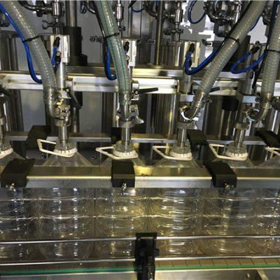Konkurransedyktig fabrikkpris 5L automatisk påfyllingsmaskin for vegetabilsk olje