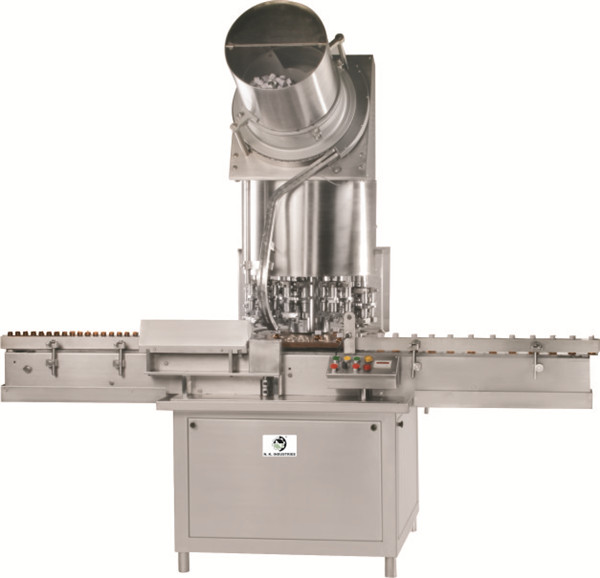 ROPP Cap Tetting Machine
