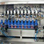 Automatisk påfyllings- og avkortningsmaskin for olivenolje