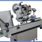 Automatisk flaske-klistremerke etikett maskin for runde og firkantede