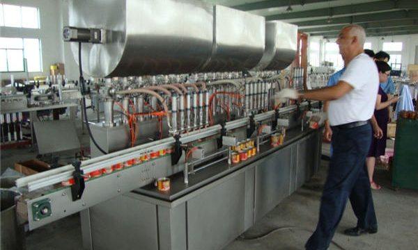 200-1000ml automatisk soyasausfyllingsmaskin