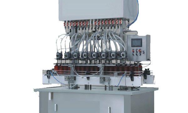 God kvalitet automatisk varm saus saus fylling maskin varmt salg