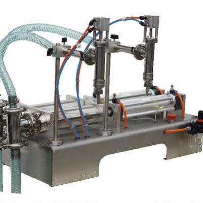 Halvautomatisk påfyllingsmaskin med flytende såpe