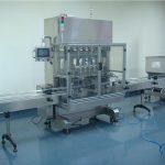 50 ml-250L automatiske påfyllingsmaskiner for matolje