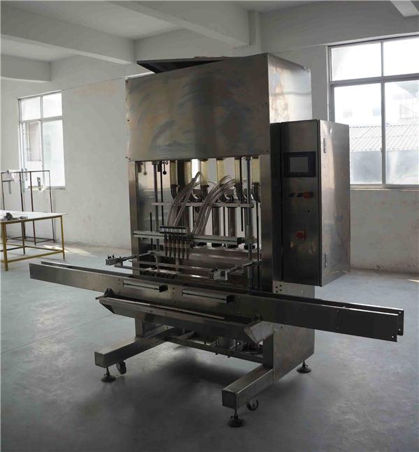 Essensiell oljeflaskefyllingsmaskin