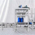 Tilpassbar ESDF serie 100-1000L kapasitet stor trommel automatisk påfyllingsmaskin