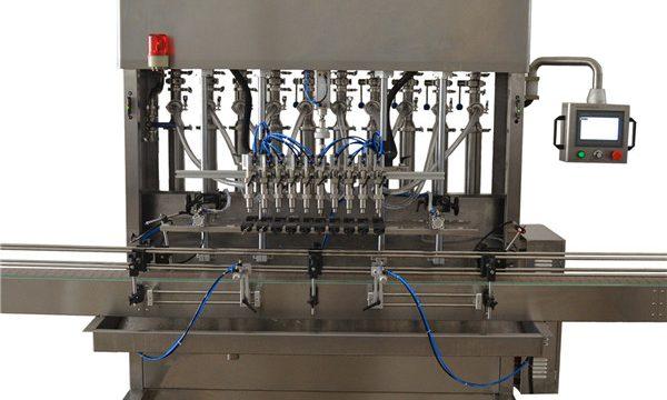 Full automatisk påfyllingsmaskin for solsikkefrøolje