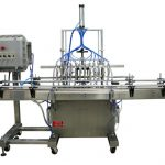 Automatisk stempel flytende fyllemaskin 50 ml-1L