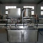 Automatisk rett linje stempelfyllingsmaskin
